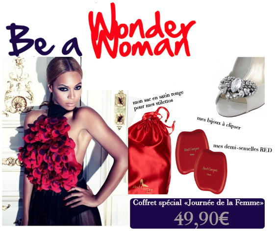 coffret wonder woman